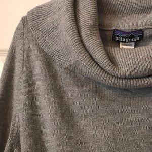 Patagonia Sweaters - Super Cute Cowl Turtleneck Patagonia Sweater